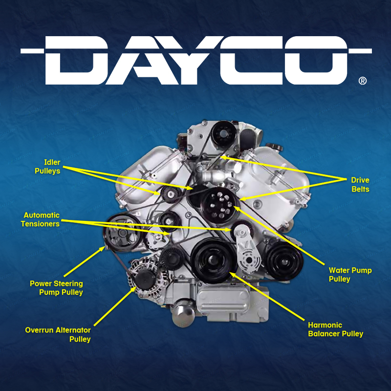 DAYCO FAN CLUTCH for SKYLINE 01//99-08//02 2.6L TTMPFI TWIN TURBO GTR R34 RB26DETT