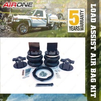 Rear 50mm Heavy Duty Air Bag Suspension Load Assist Kit for Ford Raptor 2010 On
