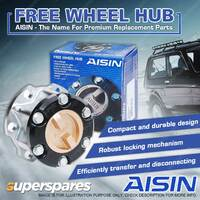 Genuine Aisin Free Wheel Hub for Isuzu D-Max TFS TFR MU Holden RA TF