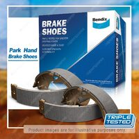 Bendix Park Hand Brake Shoes for Toyota Lexcen Holden Commodore VN VG VP VR VS