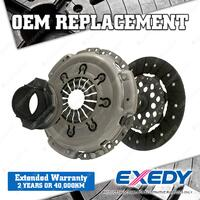 Exedy Clutch Kit for Audi S5 8T AUK-8725 Coupe 4.2L 02/2008-02/2012