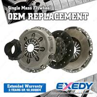 Exedy SMF Conversion Clutch Kit for BMW 325i E36 Convertible Coupe Sedan