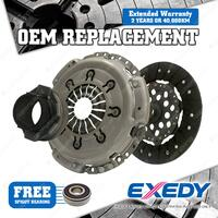 Exedy Clutch Kit Include CSC for Ford FALCON BA BF FG XL BA XL BF XT FG