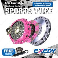 Exedy Sports Tuff SMF HD Cushion Button Clutch Kit for Ford Ranger PJ PK PK