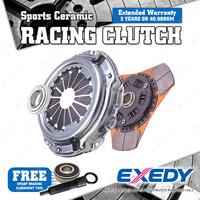 Exedy Racing Sports Ceramic Clutch Kit for Holden NOVA LE LF LF TYK-6912SC