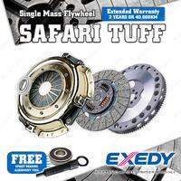 Exedy SMF Safari Tuff Clutch Kit for Toyota Hilux KUN15 KUN16 KUN26