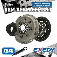 Exedy Button Clutch Kit for MAZDA RX-7 FC 1.1 1.3 RWD Coupe Convertible