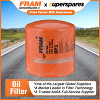Fram Racing Oil Filter for Fiat 124 125 127 128 130 132 Argenta 110 PANDA SUPER