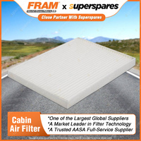 1 pc Fram Cabin Air Filter - CF11261 Premium Quality Genuine Performance