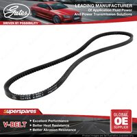 New Gates Accessory Drive Belt 11A1130 For Holden Commodore VN VP VR VS 88-97