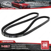 New Gates Accessory Drive Belt 11A1245 For Holden Commodore VG VS 88-97