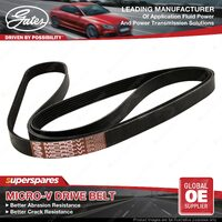 New Gates Accessory Drive Belt 6PK2020 for Nissan 370 Z 3.7 Coupe 09-13