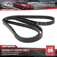 New Gates Accessory Drive Belt 6PK2375 for Mercedes-Benz M-Class W163 164 01-11