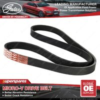 Gates Accessory Drive Belt 5PK1105 For Toyota Camry SV20 21 22 SXV20 XV10 86-02