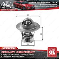Gates Coolant Thermostat for Toyota Hilux LN106 LN111 3L 2.8L 60kW