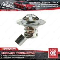 Gates Coolant Thermostat + Gaskets & Seals for Holden Rodeo RA 6VE1 3.5L 147kW