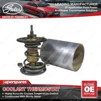 Gates Thermostat Coolant for Holden Colorado RC LCA H9 3.6L 157kW