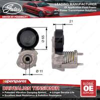 Gates DriveAlign A/C Tensioner Unit For Ford Focus LV Kuga TE 2.5L