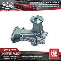 Gates Water Pump for Daihatsu Charade G11 G30 G200 G202 CB22 CB20 1.0L 38KW 42KW