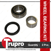 2 x Trupro Rear Wheel Bearing Kit for Toyota Corolla AE95 AWD Wagon 4/88-8/93