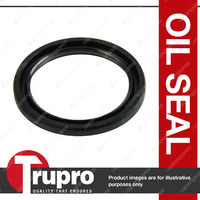 1 Front Crankshaft Oil Seal For DAIHATSU Applause A101 Feroza F300 Pyzar G301
