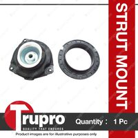 1 x Front Trupro LHS Strut Mount For Nissan X-Trail T31 2.5L 4cyl 10/07-on