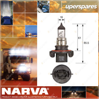 Narva H13 H15 Halogen Globe Lights Headlight 12 Volt 60/55W P26-4T 48092