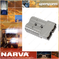 Narva 350 Amp 350A Connector Plug Trailer Dual Battery Anderson Type 57230