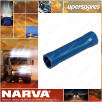 Narva Insulated Cable Joiners 4 mm Pack Of 14 56056Bl