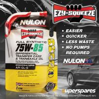 Nulon EZY-SQUEEZE Full Synthetic 75W-85 Differential Transfer Case Transaxle Oil