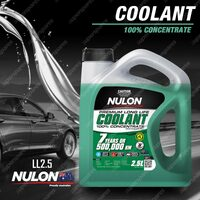 Nulon Long Life Concentrated Coolant 2.5L LL2.5 2.5 Litres Quality Guarantee