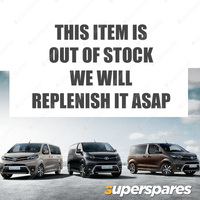 1 x Protex Handbrake Shoes Set For Holden Frontera UT UES 1995-2002