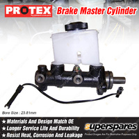 Protex Brake Master Cylinder for Ford Courier PD SGH3 Econovan JH SGME 2.0 2.5L