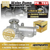 1 Pc Protex Gold Water Pump for Mitsubishi Lancer Evo 5 6 7 Outlander ZE ZF