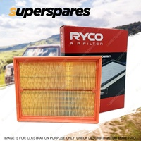 Ryco Air Filter for Subaru BRAT 4WD BRUMBY SKI WAGON Brumby Leone 4Cyl Petrol