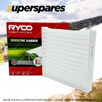 Ryco Cabin Filter For Mitsubishi Pajero Challenger NM NP NS NT NW PA V65 4Cyl V6