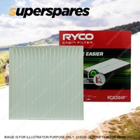 Brand New Ryco Cabin Air Filter for KIA Stinger RCA394P - Premium Quality