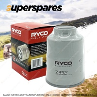 1pc Ryco Fuel Filter for Ford Courier PE PG PH PD Econovan Maverick