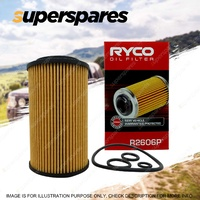 Premium Quality Ryco Oil Filter for Mercedes Benz ML250d W166 Blue Efficiency