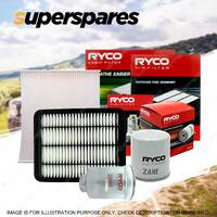 Ryco 4WD Filter Service Kit for Toyota Landcruiser Prado GDJ150 1GD-FTV 2015-on