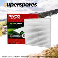 Ryco Cabin Air Pollen Filter for Toyota Land Cruiser 70 200 Series 4.5 4.7 07-ON