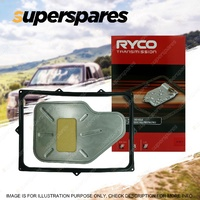 Ryco Transmission Filter for Ford Fairlane NF NC NL 6CYL V8 Petrol
