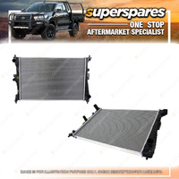Automatic Manua Radiator To Suit Ford Falcon Fg 02/2008-On Nt Rr