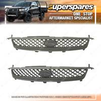 1 pc x Superspares Front Grille for Ford Fiesta WQ 01/2006-12/2008