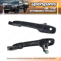 Front Outer Door Handle Left Hand Side for Ford Ranger PJ PK 12/2006 - 08/2011