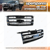 1 pc x Superspares Front Grille for Ford Ranger PJ 12/2006-05/2009