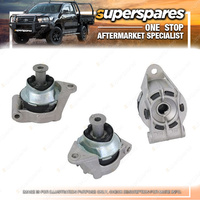 1 pc x Superspares Rear Engine Mount for Holden Astra AH 09/2004 - 2010