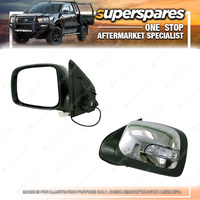 Door Mirror Left Hand Side For Holden Rodeo Ra 03/2003-09/2008 Nt Wad