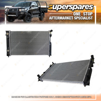Radiator To Suit Holden Statesman Wl 06/2003-07/2004 Nt Rr