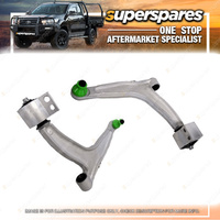 Control Arm Left Hand Side Front Lower For Holden Vectra Zc 03/2003-On Nt Sp